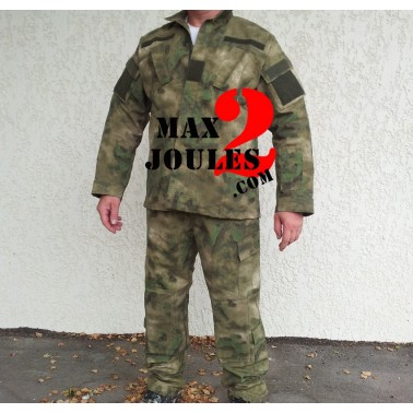 pantalon et veste A-tacs FG foliage green