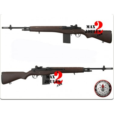 M14 bois metal g&g GR14 walnut wood