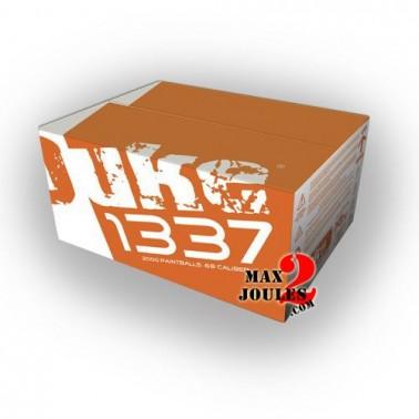 carton 2000 billes DUKE Gamme 1337