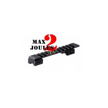 adaptateur rail 11mm en 22mm