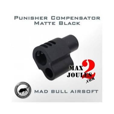 adaptateur punisher noir pour 1911 MadBull