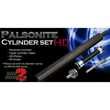 PDI precision Palsonite cylinder set HD VSR10