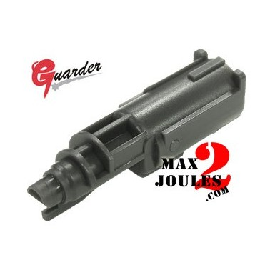 guarder muzzle pour glock marui / kj