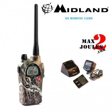 RADIO MIDLAND G9 mimetic camo