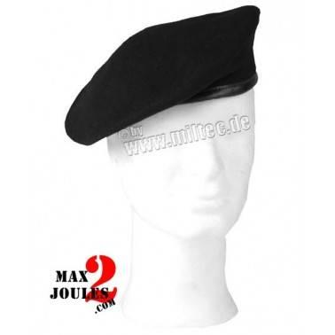 beret noir
