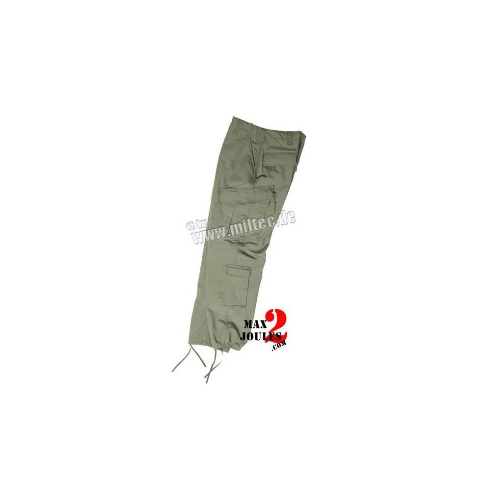 treillis ACU ripstop (army combat uniform) ripstop vert OD