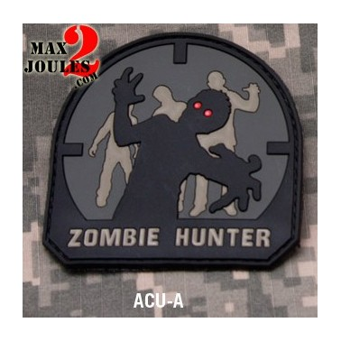 patch scratch pvc zombie hunter ACU
