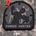 patch scratch pvc zombie hunter ACU