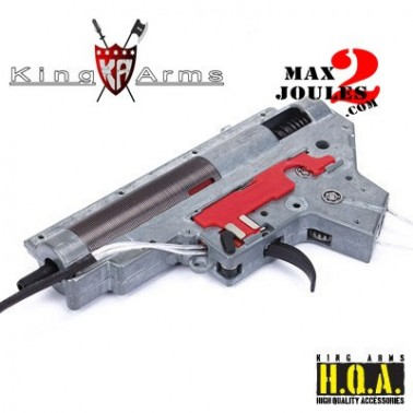 gear box v2 front wiring M135 King arms ka-gb-25