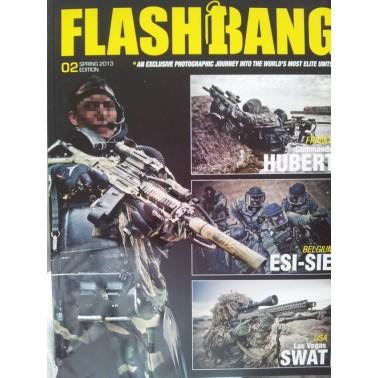 flash bang mag n 2,  160 pages de photos