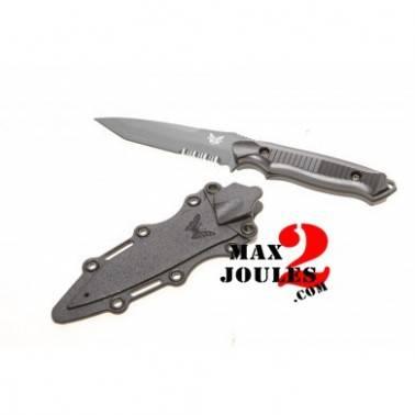 couteau factice type BC141 avec fourreau