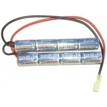 batterie 9.6v 1600mah Mini/Crane 603245