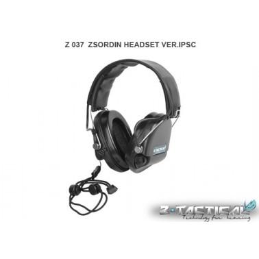 IPSC Headset serie z037