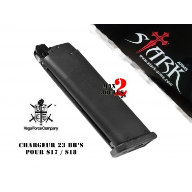 chargeur 23bb's VFC stark pour S17/S18 mp02001