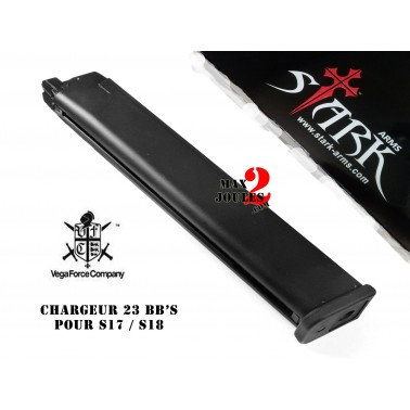 chargeur 50bb's VFC stark pour S17/s18/s19 mp02005