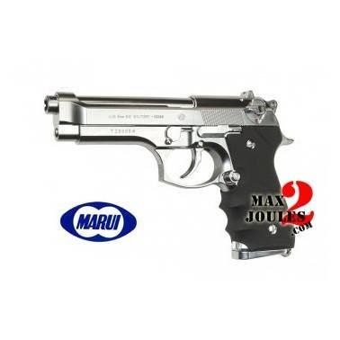 M92Fs Chrome MARUI gbb 0.9j