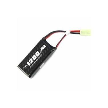 Batterie LIPO 7.4v 1200mAh 30c