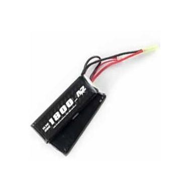 Batterie LIPO A2A 11.1v 1800mAh 30c twin 693010