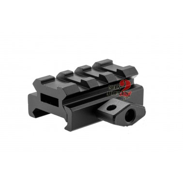 rehausse rail UTG 0.5""