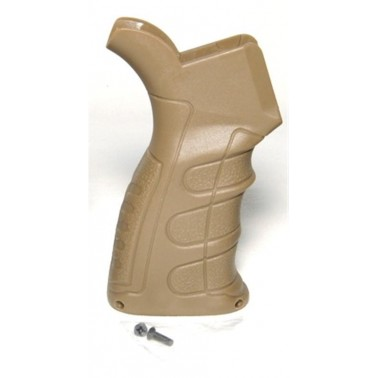 Poignee G16 grip pour m4 TAN element OT0810