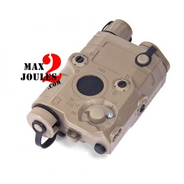 battery box TAN PEQ-15