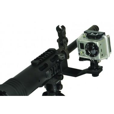 montage pour rail RIS pour fixer camera ou vision nocturne 605250
