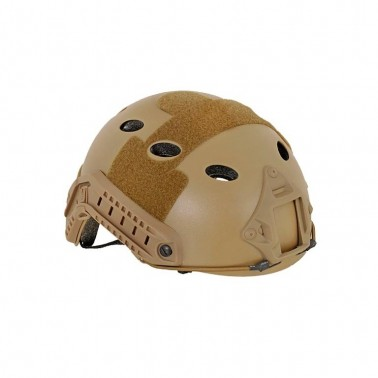 casque m9 jump tan + rail