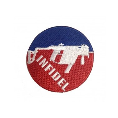 patch velcro kriss vector infidel diam 7.5cm