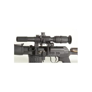 lunette 4x26 pour dragunov kalashnikov sniper swiss arms 123008