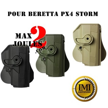 holster retention IMI beretta PX-4  z1370 imi defense