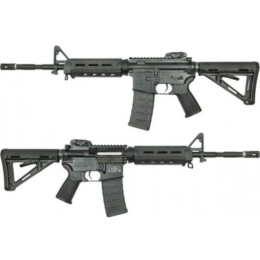 smith & wesson m&p15 moe king arms