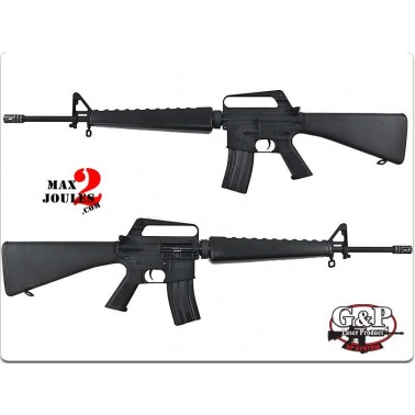 M16A1 G&P metal