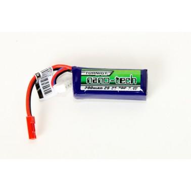batterie lipo 7.4v 250 mah pour polarstar