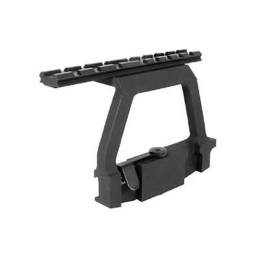 rail de montage pour lunette pour ak sniper dragunov 123007