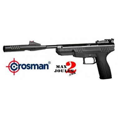 pistolet crosman 4.5mm plomb benjamin trail