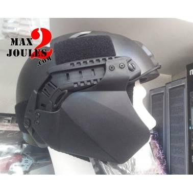 protege oreille noir loadout master pour casque