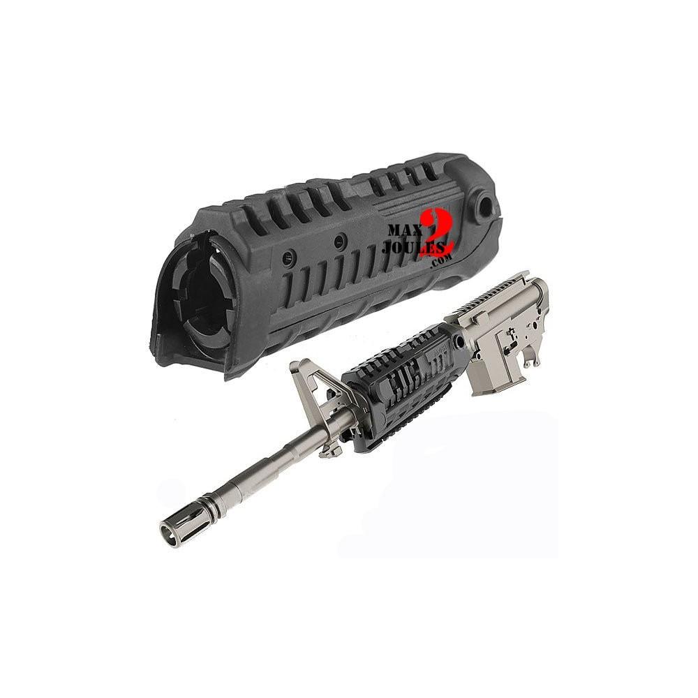 garde main noir M4S1 pour m4
