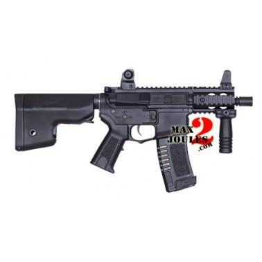 M4 ARES amoeba pistol noir cg-001 + grip AEG 1.6j
