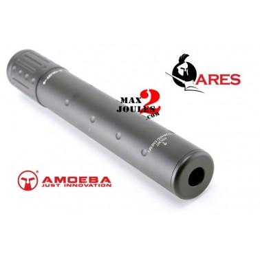 silencieux AMOEBA pour pistol AEG long cg-003