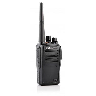 Talkie walkie G15 midland multitaches etanche ip67