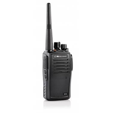 Talkie walkie G15 midland multitaches