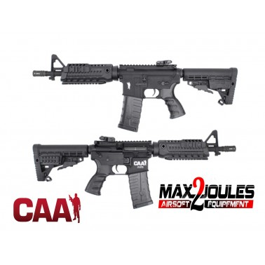 M4 CAA Tan CQB SLV king arms