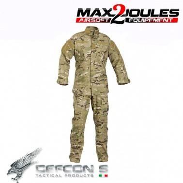 ensemble veste + pantalon defcon5 mulicam d5-1650 mc