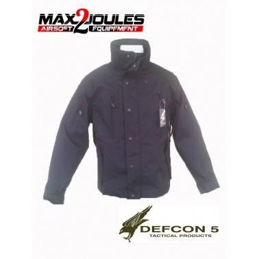 veste hard jacket defcon5 noir d5-2094 b