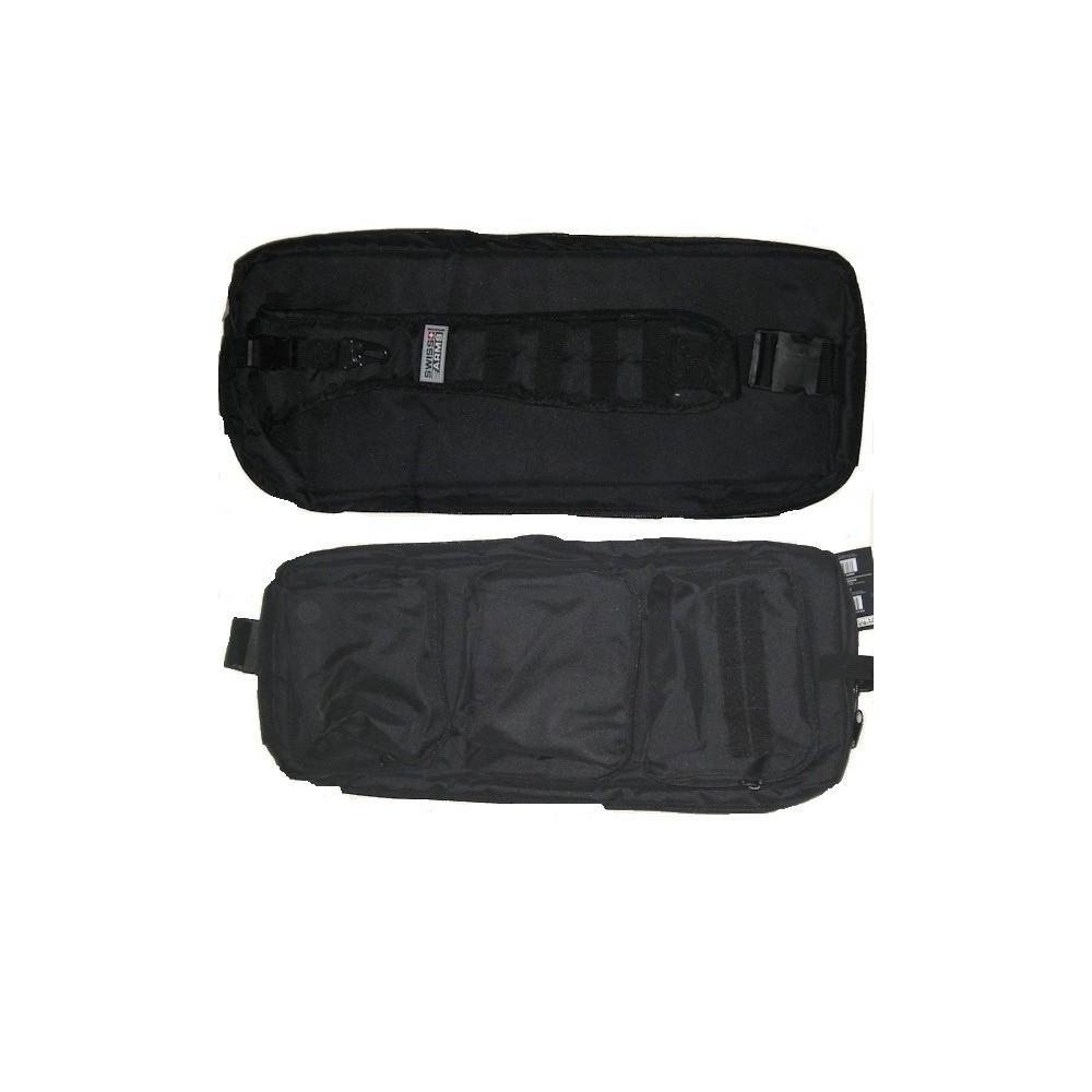 housse noir pour fusil 61cm 604084