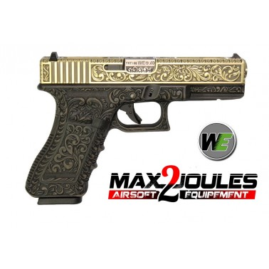 G18c WE Pattern bronze GBB 09j WE