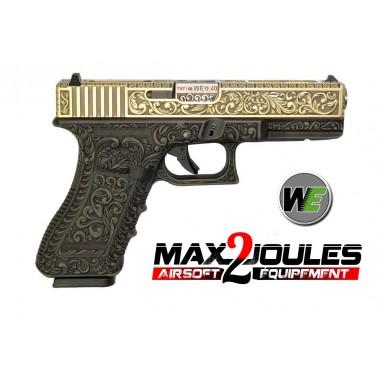 G18c WE Pattern bronze GBB 09j WE