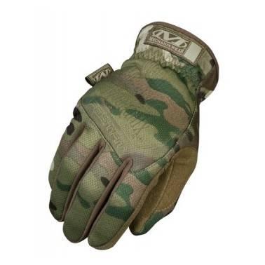 gants mechanix Fast fit multicam