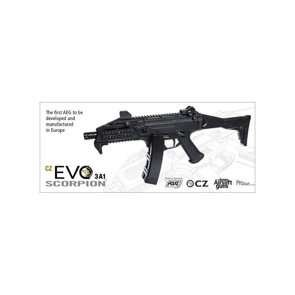 CZ Scorpion EVO 3 -a1 AEG 17831