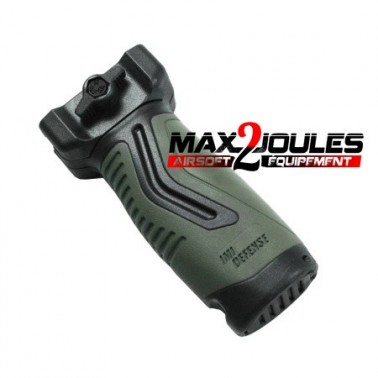 poignee OVG OD Overmolded Vertical Grip  IMI defense